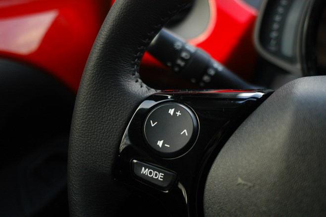 Peugeot 108 Lenkrad