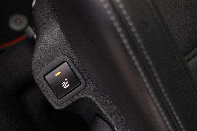 Peugeot 108 Test Sitzheizung