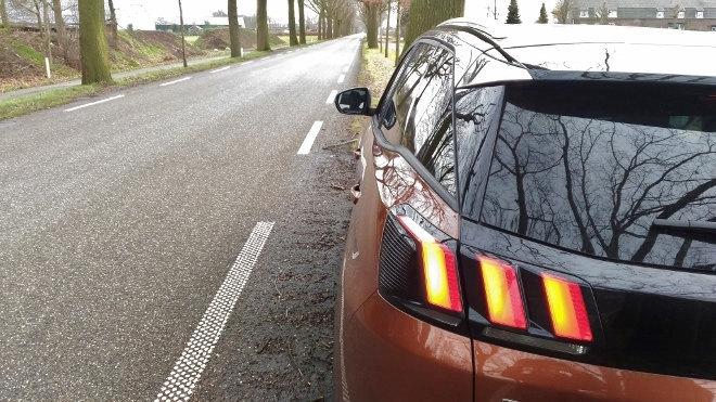 Peugeot 3008 Heckleuchten, Rückleuchten
