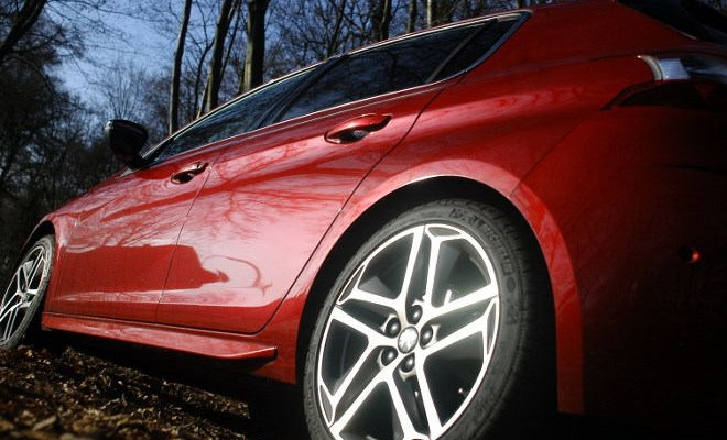 Peugeot 308 GT Felgen