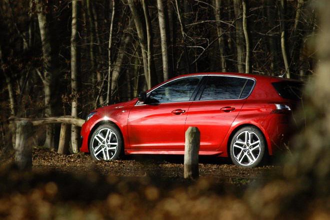 Peugeot 308 GT Testbericht