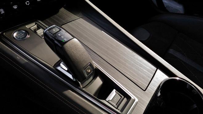 Peugeot 508 GT Autmatikwahlhebel