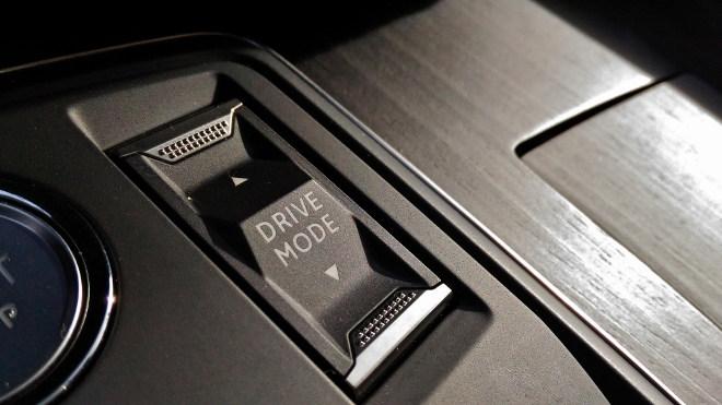 Peugeot 508 GT Drive Mode