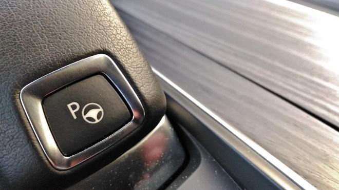 Peugeot 508 GT Parkhilfe