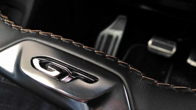 Peugeot 508 GT Lederlenkrad