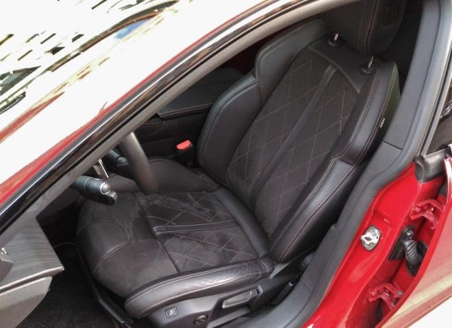 Peugeot 508 GT Sitz vorne