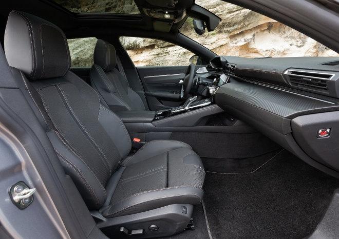 Peugeot 508 SW 2019 Vordersitze Leder