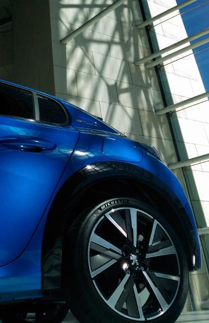 Neuer Peugeot 208 Felge