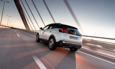 Peugeot 3008 Hybrid Plugin weiss