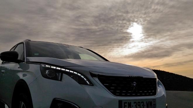 Peugeot 3008 Hybrid Plugin LEDsss