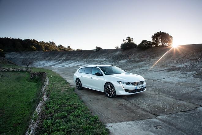 Peugeot 508 Kombi Plug in Hybrid im Test