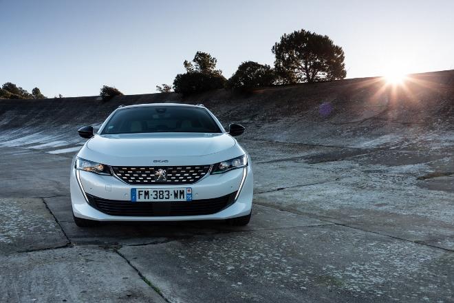 Test Peugeot 508 Kombi Plug in Hybrid
