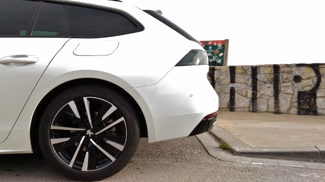 Peugeot 508 Kombi Plug in Hybrid 225 PS
