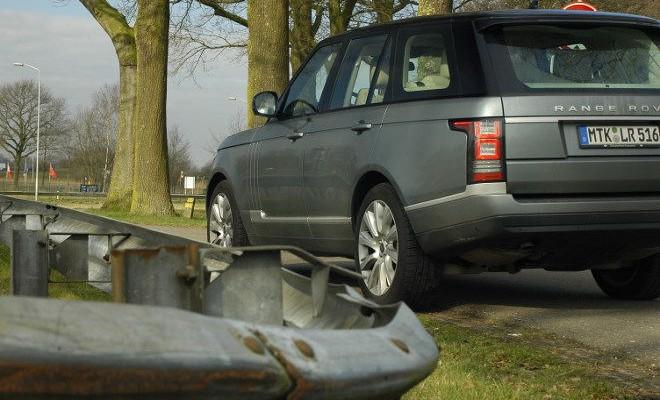 Range Rover mit Dieselmotor