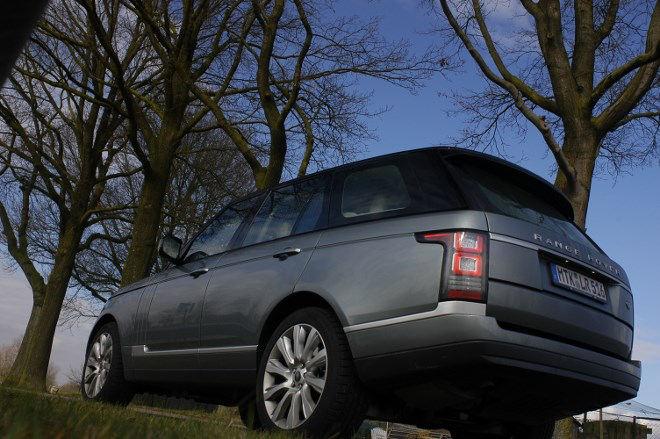Range Rover 4.4 TDV8 Diesel Test
