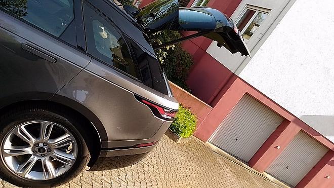 Range Rover Velar Heckklappe