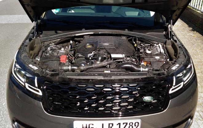 Range Rover Velar 275 PS Sechszylinder Diesel