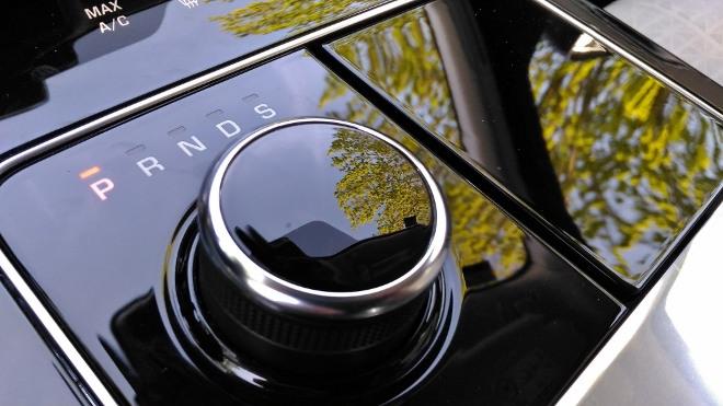 Range Rover Velar Autmatik Wahlhebel