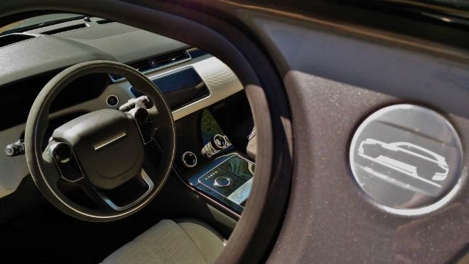 Range Rover Velar Diesel Lenkrad