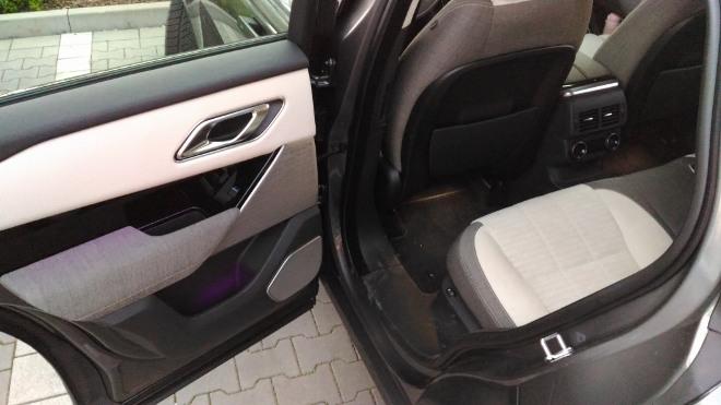 Range Rover Velar Diesel Sitzbank hinten