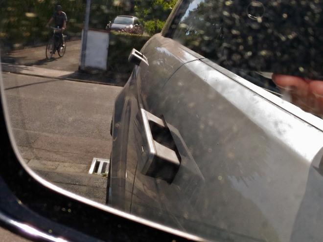 Range Rover Evoque neuer: mit ausfahrendem Türgriff