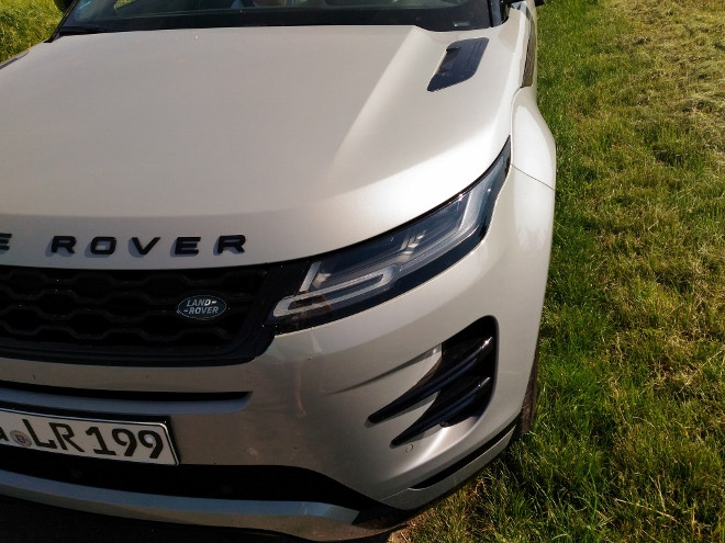 Range Rover Evoque D240 2 Front