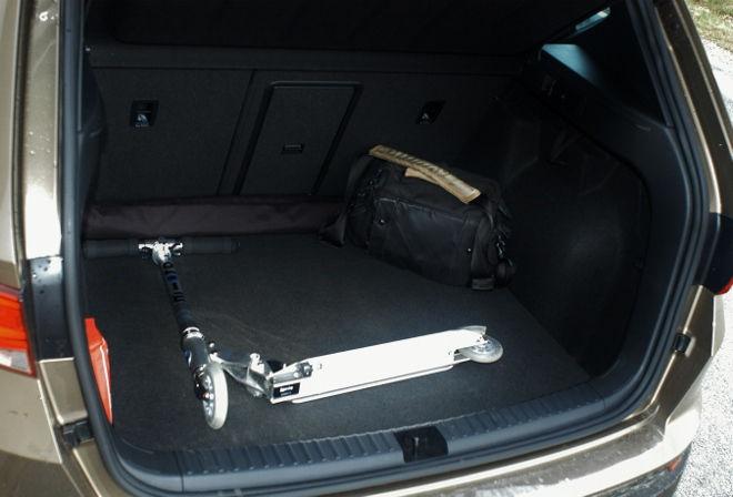 Seat Ateca 2.0 TDI Kofferraum