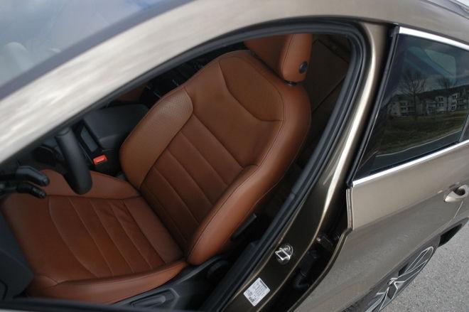 Seat Ateca 2.0 TDI Sitz