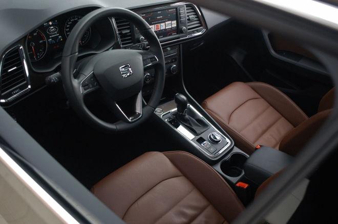 Seat Ateca 2.0 TDI Armaturenbrett