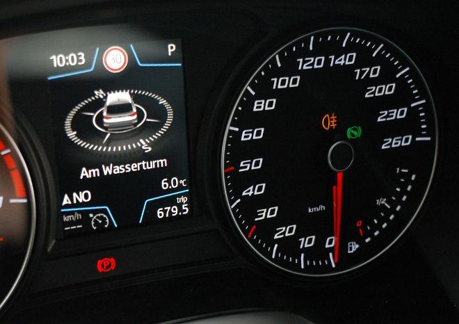 Seat Ateca 2.0 TDI Kompass