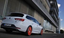 Seat Leon ST Cupra Kombi Test