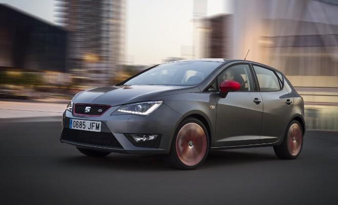 Seat neuer Ibiza Facelift 2016