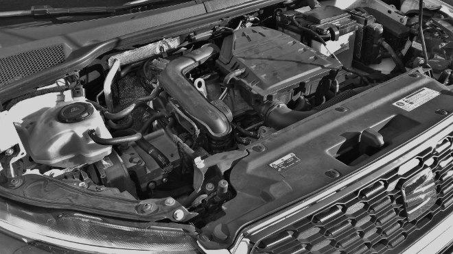 Seat Arona Xcellence 1,0 Liter Dreizylinder Motor mit 115 PS