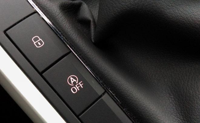 Seat Arona Start und Stop Schalter 115 PS 3Zylinder
