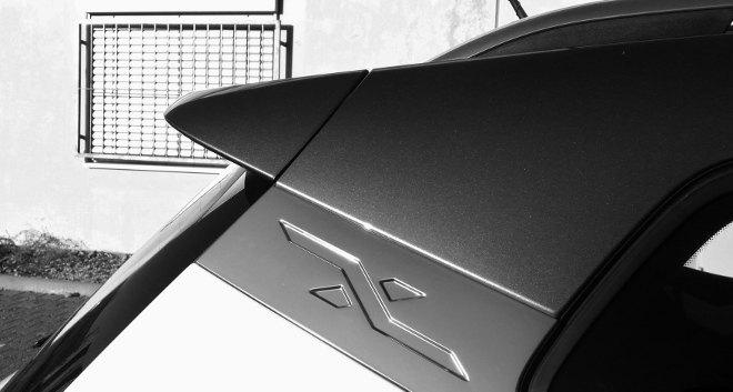 Seat Arona Xcellence Dach zweifarbig mit Emblem