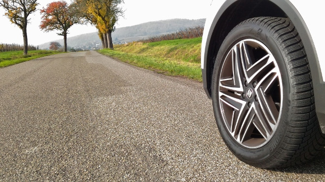 Seat Tarraco SUV Felgen