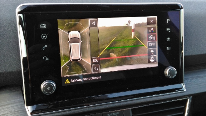 Seat Tarraco SUV 360 Grad System