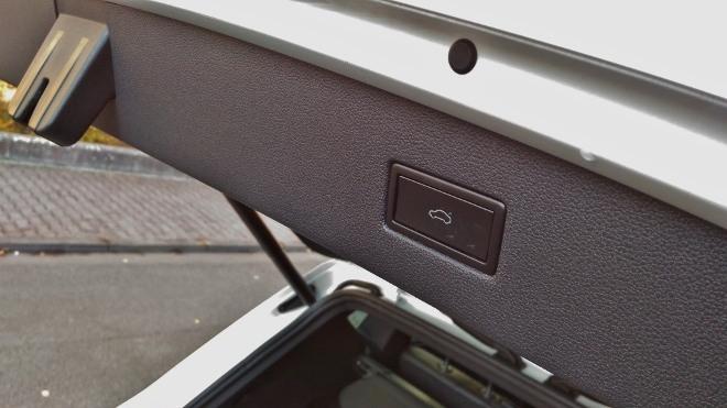 Seat Tarraco SUV elektrische Kofferraumhaube