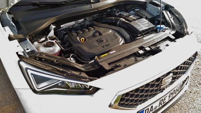 Seat Tarraco SUV Motor 150 PS