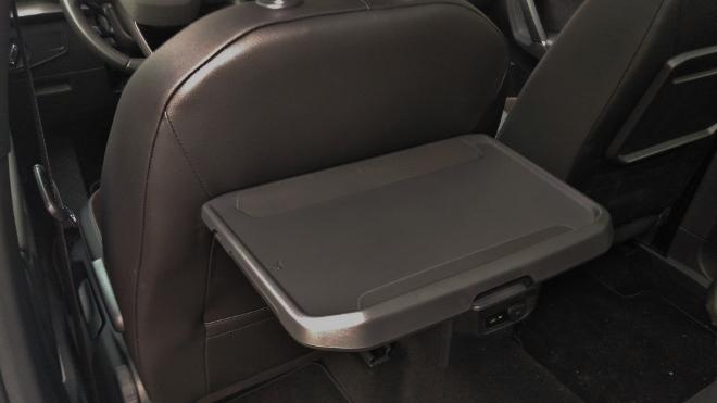 Seat Tarraco SUV Tisch hinten