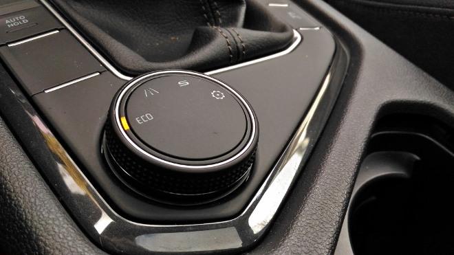 Seat Tarraco SUV Fahrmodi