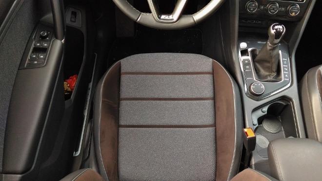 Seat Tarraco SUV Vordersitze