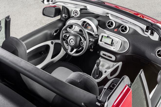 IAA 2015 smart cabrio