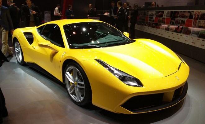 Genfer Autosalon 2017: Sporwagen und Supersport Cars, Ferrari