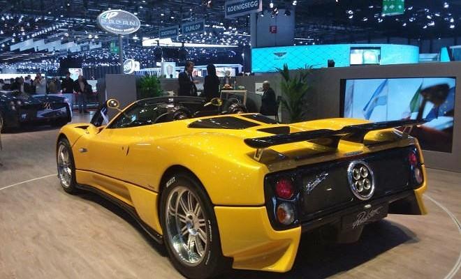 Genfer Autosalon 2017: Sporwagen und Supersport Cars