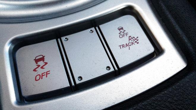 Subaru BRZ Facelift 2017 Track Modus