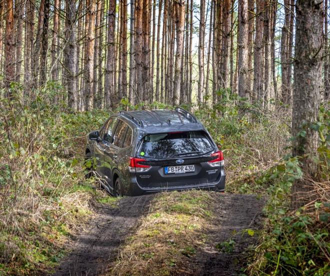 Subaru Forester Hybrid e Boxer 4x4