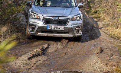 Subaru Forester Hybrid e Boxer