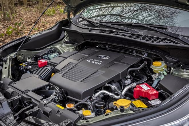 Subaru Forester Hybrid e Boxer 150 PS Motor