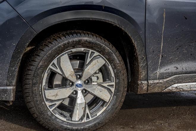 Subaru Forester Hybrid e Boxer Felgen